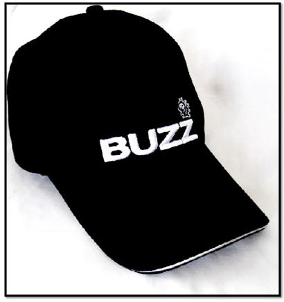 หมวก CAPS  ( TOYOTA BUZZ )